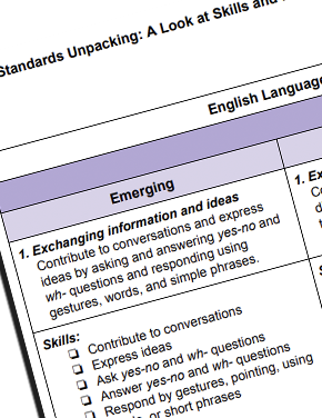 eld-standards-unpacking