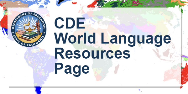 cde-world-language-resources
