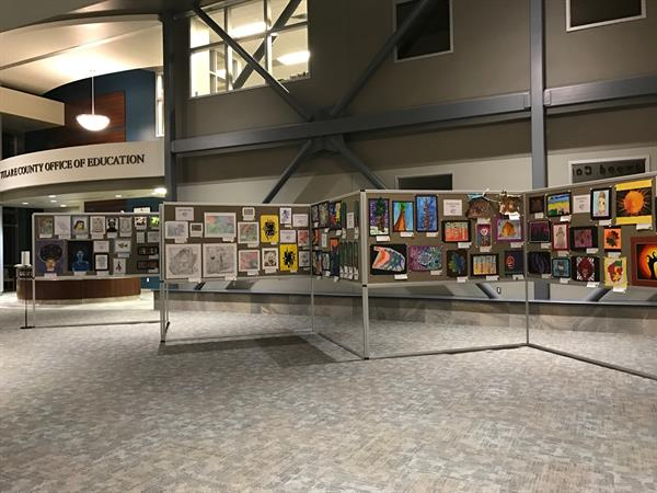student-art-exhibits